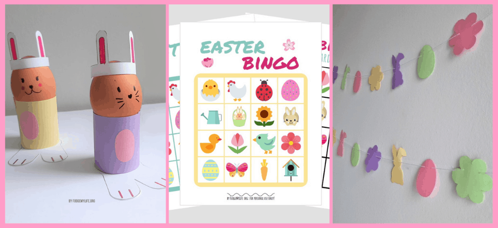 Free Easter Printable Crafts and Activities